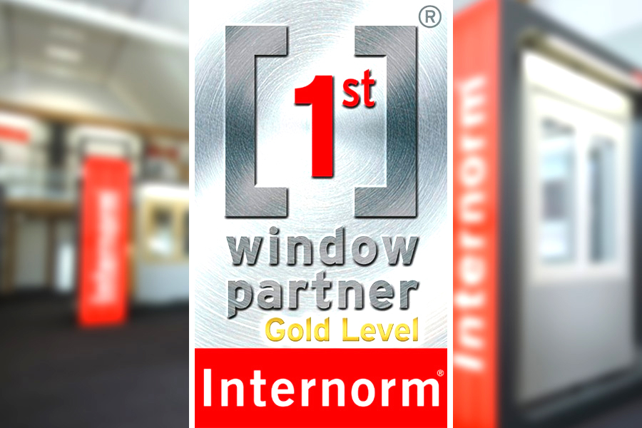 internorm window partner Gold