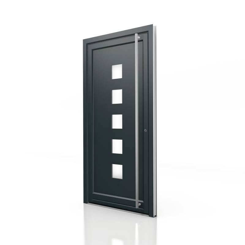 Aluminium Door AT200 - Picture: Internorm