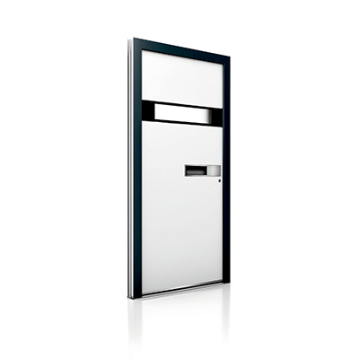 Aluminium Door AT400 														- Picture: Internorm