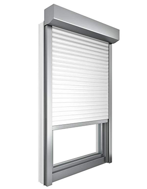 Exposed Roller Shutters