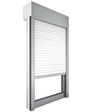 Mini Exposed Roller Shutters