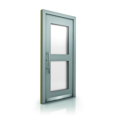 Timber/Alum Door HT400 												 - Picture: Internorm